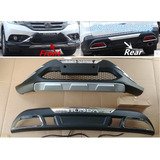 Sobré Bumpers Honda Crv 2012-2014