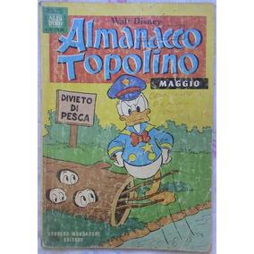 Almanacco Topolino Nº 257 (maggio 1978) Importado Italiano