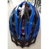 Capacete Mtb Tsw New Walk C/ Viseira Bike - Várias Cores