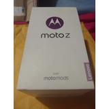 Moto Z Xt1650 Gris Obcuro Dual Sim Desbloqueado