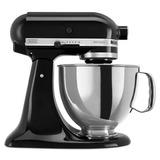 Batedeira Stand Mixer Kitchenaid Artisan Onyx Black - 110v