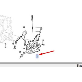 Bomba De Oleo Motor 1.8 Meriva Corsa Premiun Montana 1.8