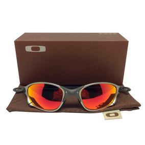 ce2169116 Oculos Oakley Juliet Doublexx Tio2 Ruby + Frete Grátis
