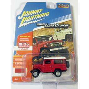 Johnny Lightning, 1980 Toyota Land Cruiser Fj40, Escala 1/64