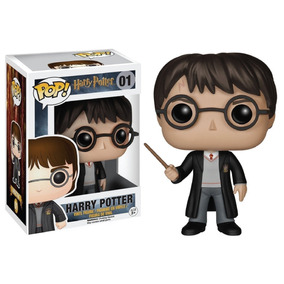 Funko Pop Harry Potter - Harry Potter 01 - Pop Original