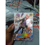 Volume 41 Do Katekyo Hitman Reborn,novo No Plástico Original