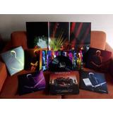 Live In Gdansk David Gilmour !!! 5 Vinilos De 180 Gr.