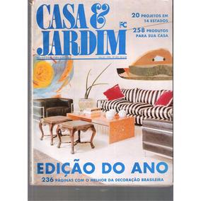 Revista Casa E Jardim - Ano 43 Nº 493