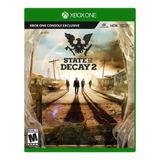 State Of Decay 2 Xbox One Fisico Nuevo Sellado