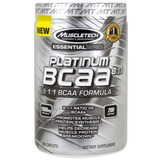 Platinum Bcaa 1000mg 8:1:1 Muscletech 200 Tabletes Importado