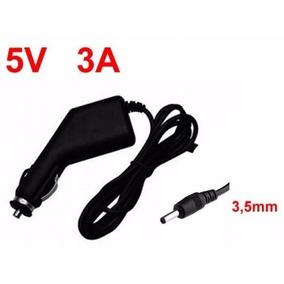 Carregador P/ Tablet Veicular 5v 3a Plug 3.5mm Le-0180