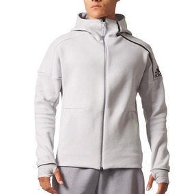 Sudadera Atletica Z.n.e. Hoodie Pulse Hombre adidas Bq0074