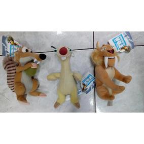 La Era De Hielo 4 Peluche 3 Modelos 20 Cm Bunny Toys