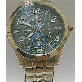 2b7247ff4b92c Relogio Technos 6p23aa Skymaster - Relógios De Pulso no Mercado ...