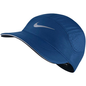 Jockey Nike Running Aerobill Azul-1828