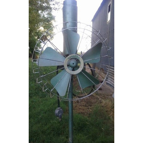 Antiguo Ventilador A Gas, En Funcionamiento!!