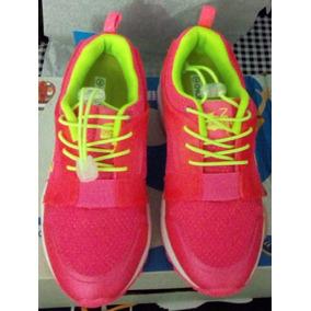 d783616751c41 Zapatos Deportivos Para Niña Talla 34 - Zapatos en Mercado Libre ...