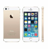 iPhone 5s 16gb Desbloqueado Rose Dourado Leia Defeito Barato