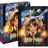 Rompecabezas De Piedra De Acuario Harry Potter Filósofo (500