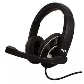 Headset Gamer Oex Usb Prime Hs-201