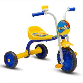 Triciclo Infantil Menino Nathor
