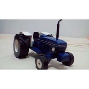 Miniatura Trator Ford 6610