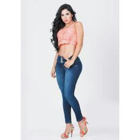 4 Fajeros Semi Modelos Cintura Colombianos Y Botones Jeans qZwf7f