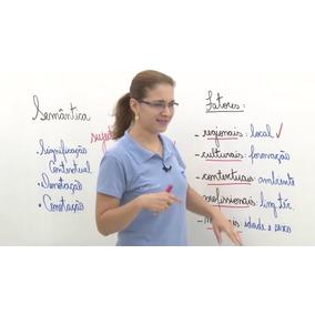 Curso Completo De Português Com A Professora Giancarla
