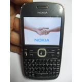 Celular Nokia Asha 302,usado,3g,wifi,desbloqueado 100%