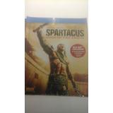 Bluray Spartacus Dioses De La Arena