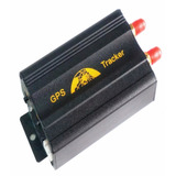 Gps Tracker Tk103 Corta Corriente Satelital + Chip Entel