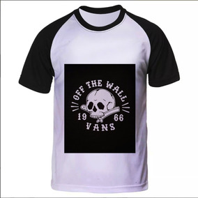 Camiseta Vans Off The Wall Feminina - Camisetas no Mercado Livre Brasil 6a67362ff8c