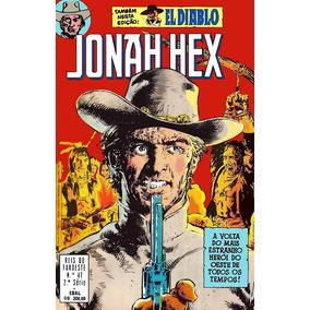 Jonah Hex Hq Coleção Digital Completa Todas Editoras