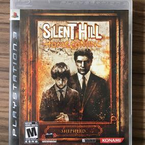 Jogo Silent Hill Homecoming Ps3 - Mídia Física - Seminovo