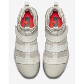 Tenis Nike Lebron James Xi Crema Toda La Corrida