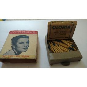 Caja De Fósforos De 1963 X 36 Unidades