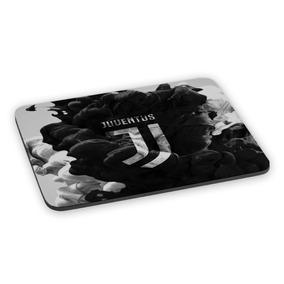 Mousepad Juventus Cr7 Time Futebol Juve Itália Escudo Brasão