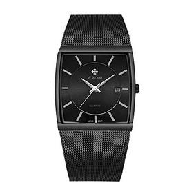 Wwoor Cuarzo Relojes Hombre Reloj Automatico De Los Hombres