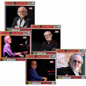 Bob James Discografia Completa 68 Cd Com 632 Músicas