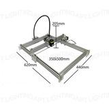 Maquina Cnc De Gravação Corte A Laser Ou Fresadora 15w