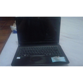 # Notebook: Pentium Dual Core T4500 1gb 2.30ghz Tela Defeito
