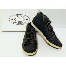 Tenis Casuales Marca Steve Madden Color Azul Oscuro. ab7df81c81f
