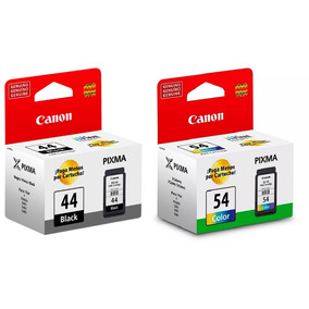 Kit Cartuchos Canon Pg-44 Cl-54 - E481, E401, E461