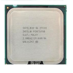 Processador Intel Pentium Dual Core E5500 2.80ghz 2mb 800mhz