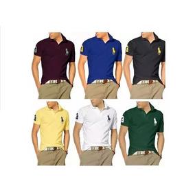 849c62237b Camisa Polo Varias Cores!!! - Pólos Manga Curta Masculinas no ...