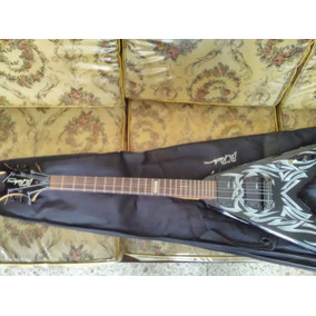 Bc Rich Kerry King V Signature Tribal