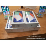 Apple Iphone X (último Modelo) 64gb $ 300