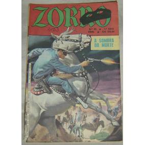 Gibi Zorro Nº69 - Ebal - 1ª Série - Março De 1983.
