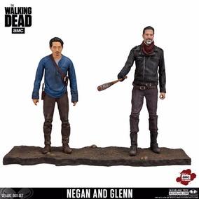 The Walking Dead: Negan Glenn Deluxe Box Set - Mcfarlane