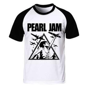 Camisetas Infantil Raglan